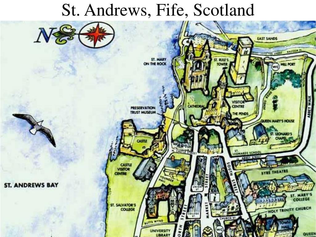 St. Andrews, Fife, Scotland