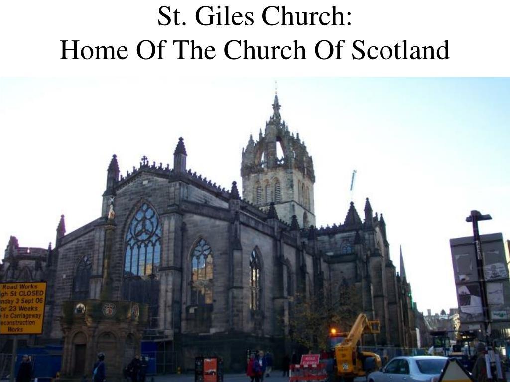 St. Giles Church: