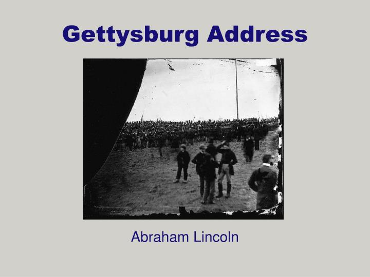 gettysburg point of view essays Intro:the battle of gettysburg was extremely influential to the out come of the americancivil war it is considered the turning point of the civil war.