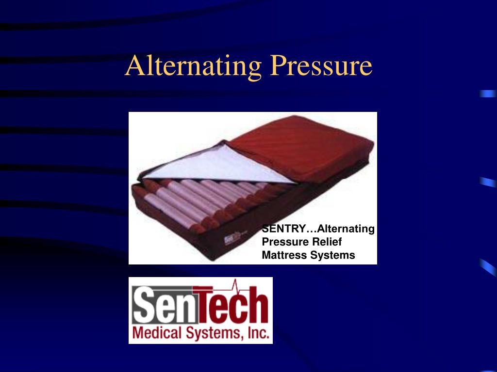 Alternating Pressure