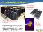 1 the parallelism challenge