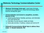 oklahoma technology commercialization center