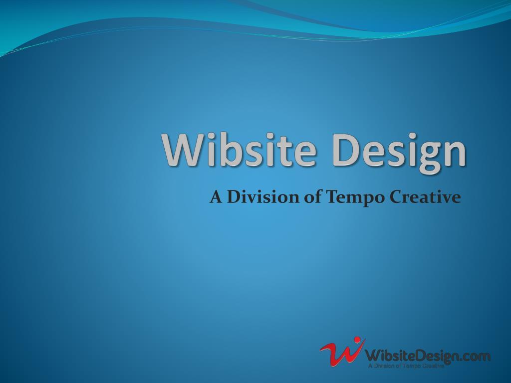 wibsite design