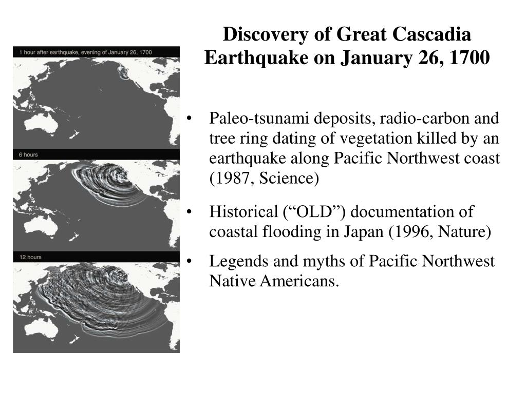 Discovery of Great Cascadia