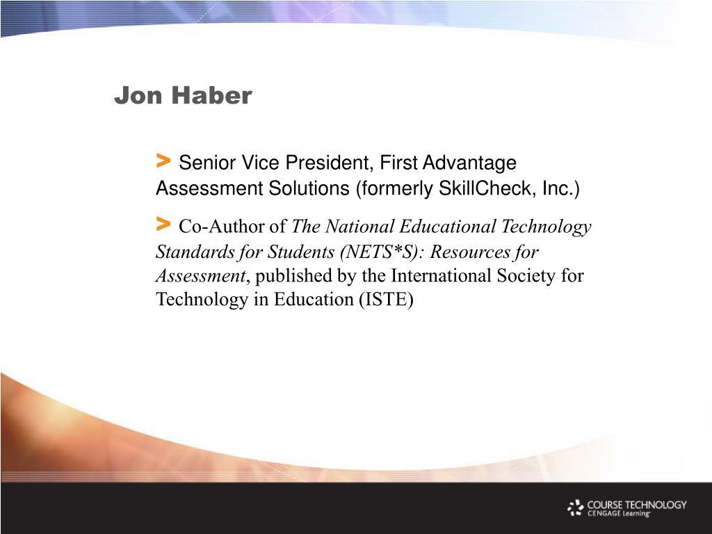 Jon Haber