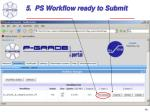 5 ps workflow ready to submit