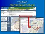 toxmap http toxmap nlm nih gov