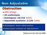 non adjustable1