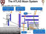 the atlas muon system
