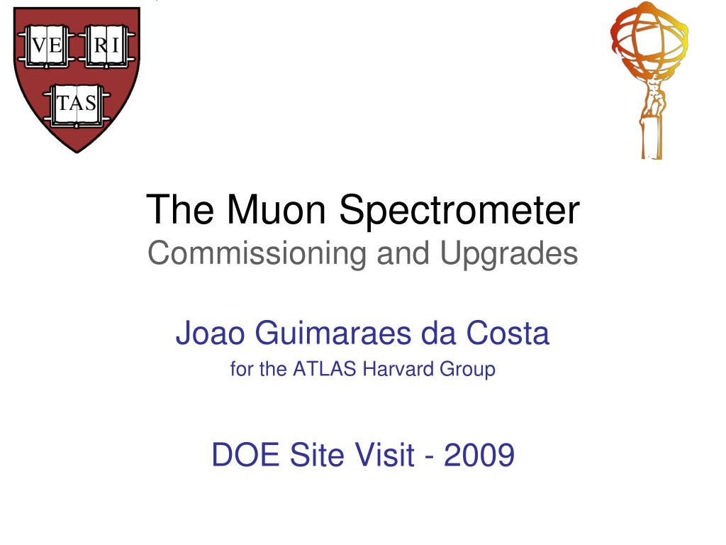 the muon spectrometer commissioning and upgrades