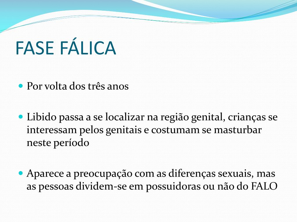FASE FÁLICA