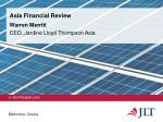 asia financial review