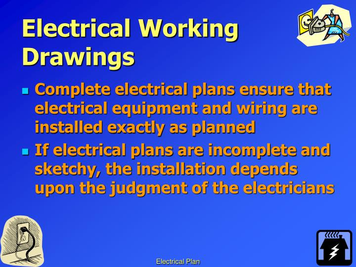 Electrical working drawings3