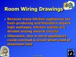 room wiring drawings22