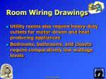 room wiring drawings23