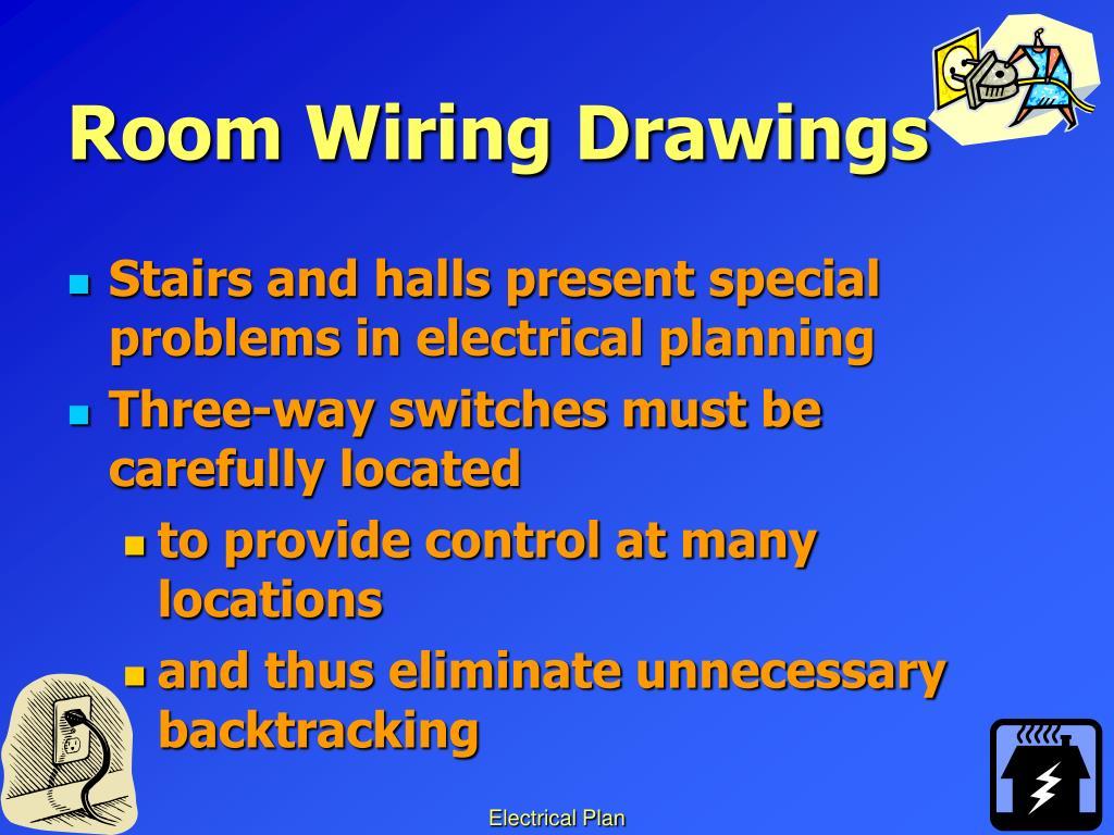 Room Wiring Drawings