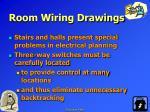 room wiring drawings24