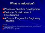 what is induction
