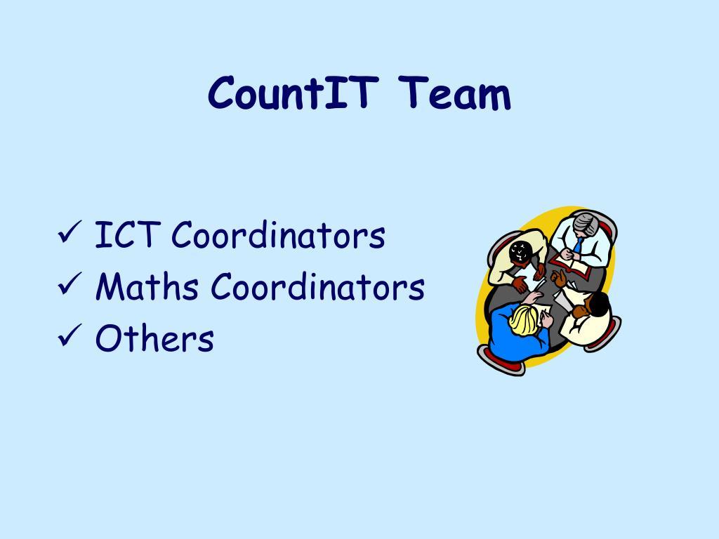 CountIT Team