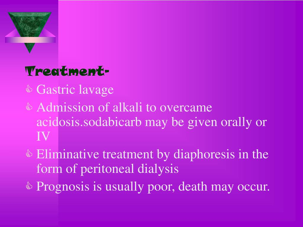 Treatment-