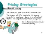pricing strategies47