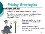 pricing strategies49