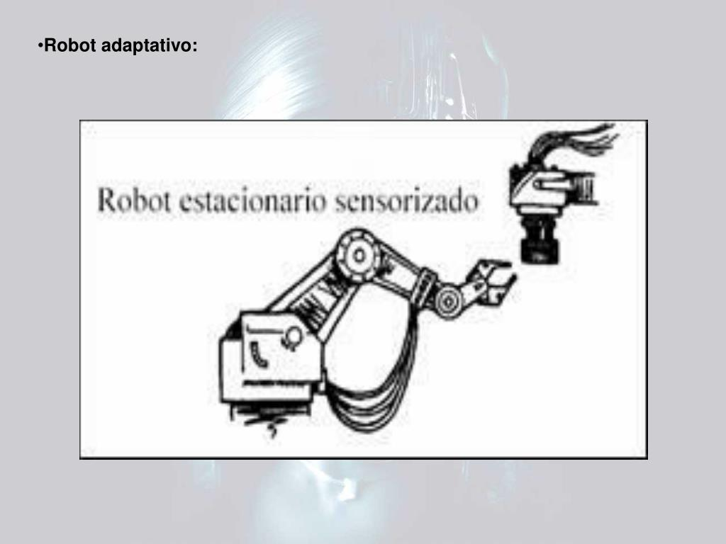 Robot adaptativo: