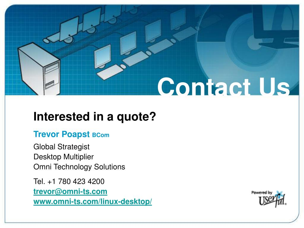 Interested in a quote?