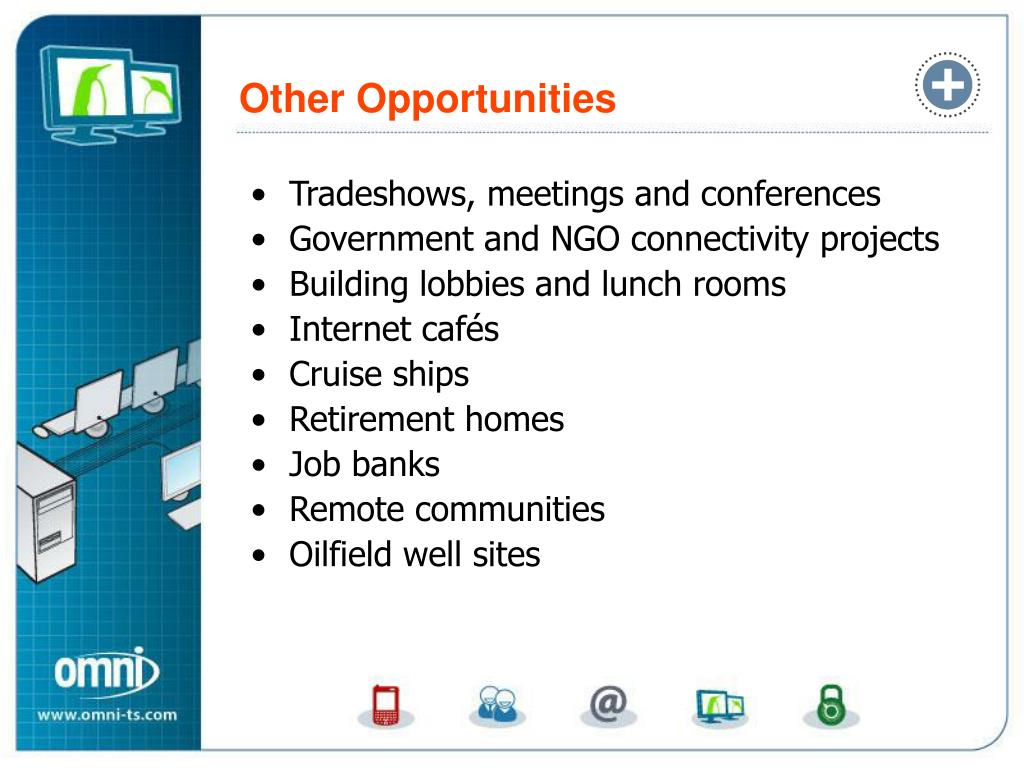 Tradeshows, meetings and conferences