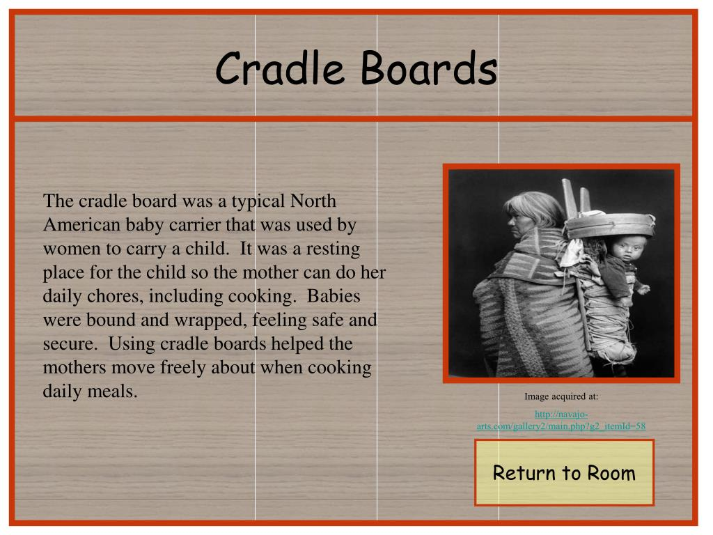 Cradle Boards