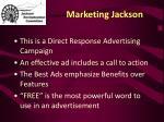 marketing jackson