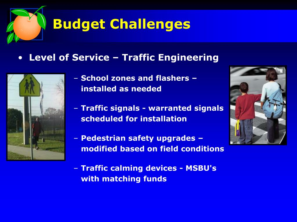 Level of Service – Traffic Engineering
