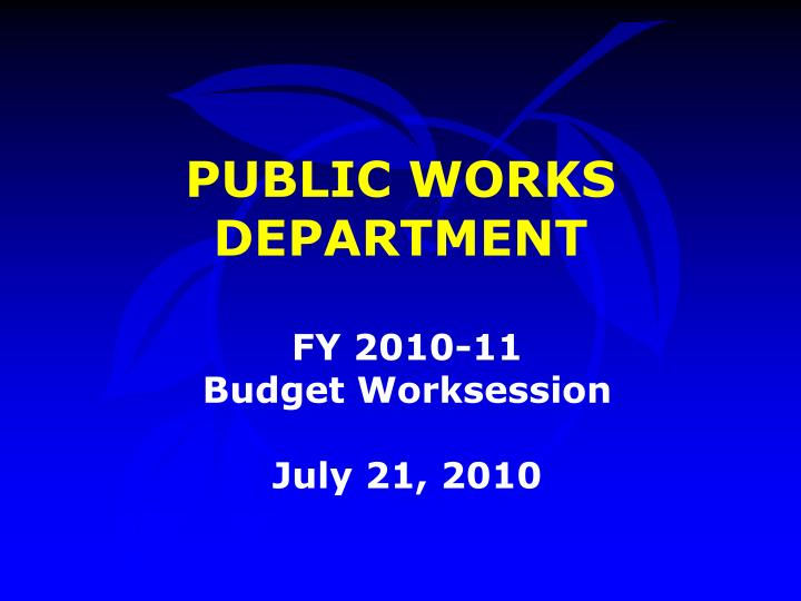 Public works department l.jpg