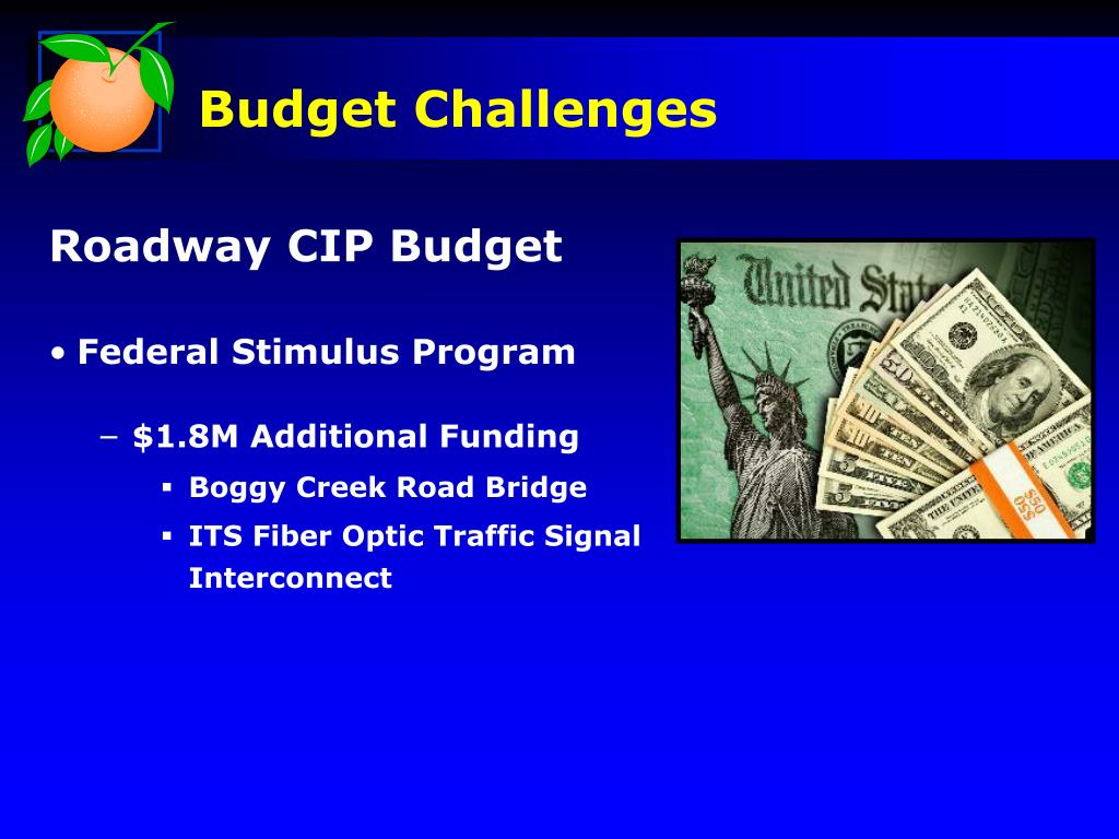 Budget Challenges