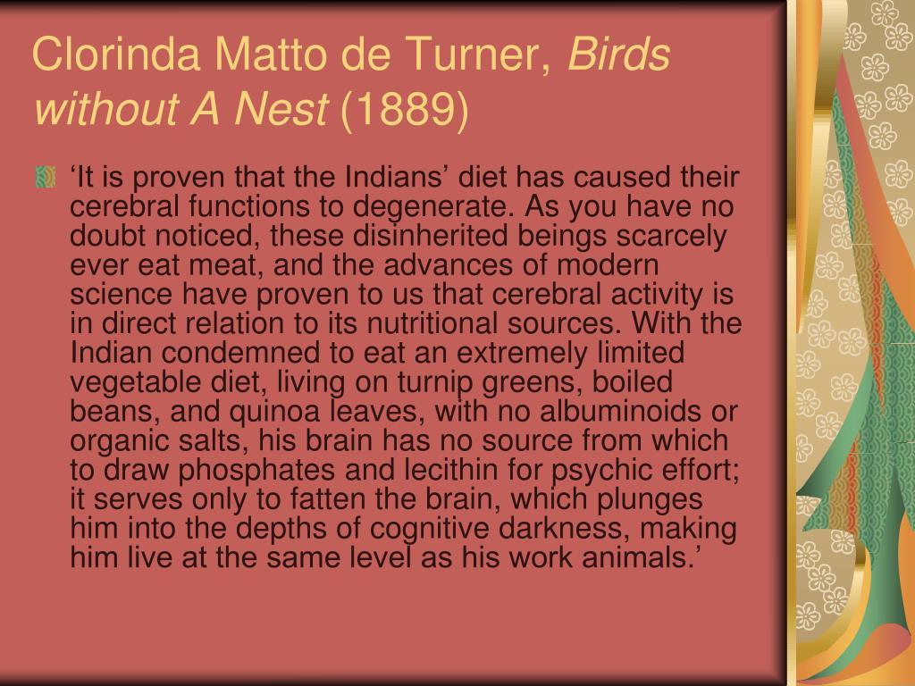 Clorinda Matto de Turner,