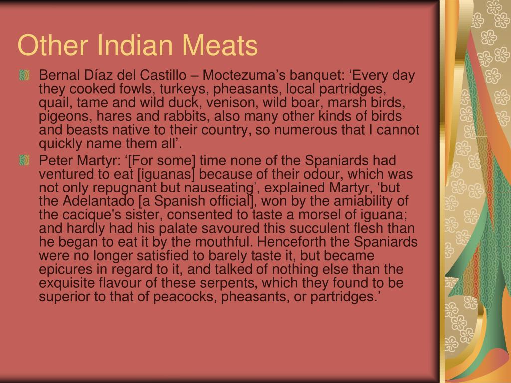 Other Indian Meats