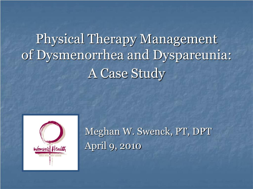 Dysmenorrhea Management and Coping among Students in …
