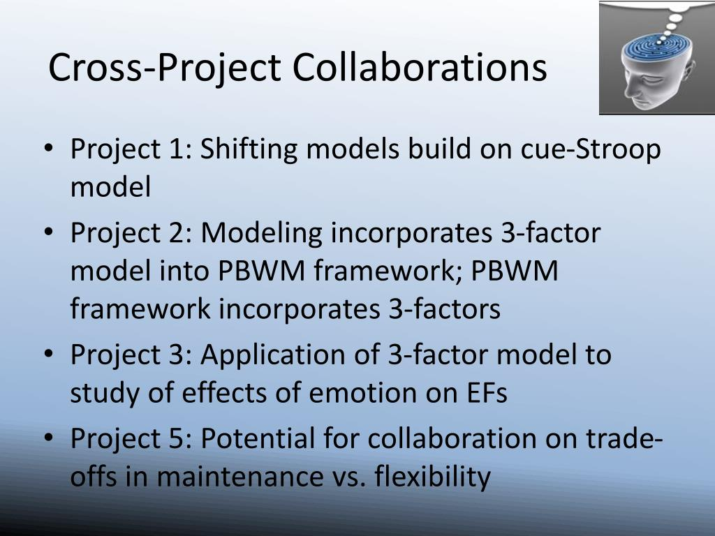 Cross-Project Collaborations