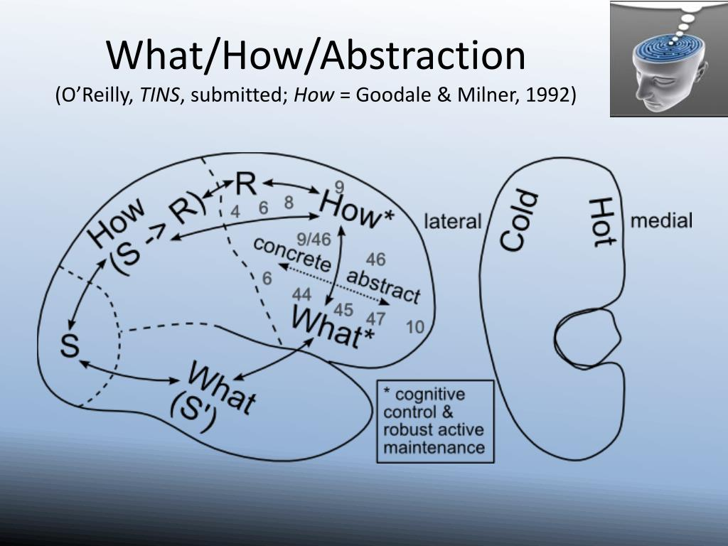 What/How/Abstraction