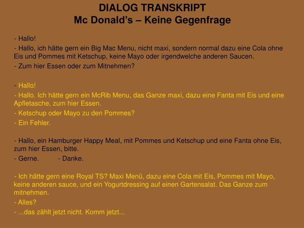 DIALOG TRANSKRIPT