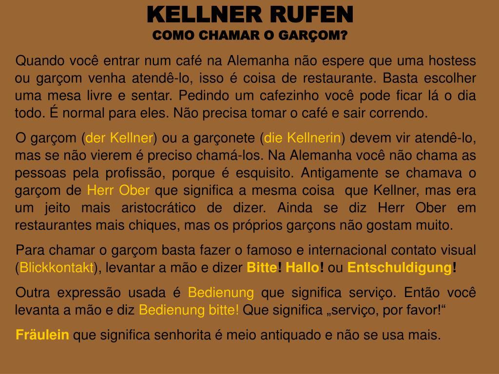 KELLNER RUFEN