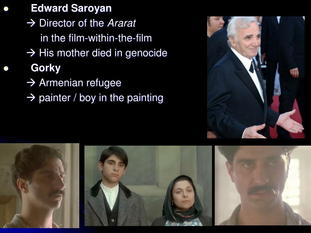 Edward Saroyan