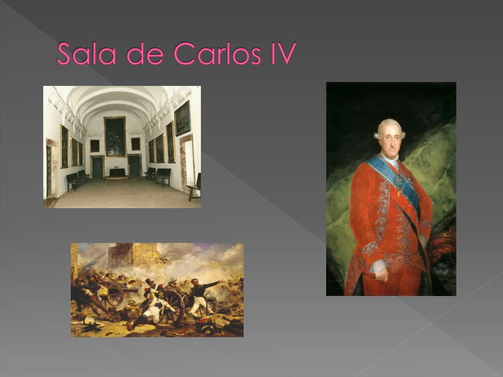 Sala de Carlos IV