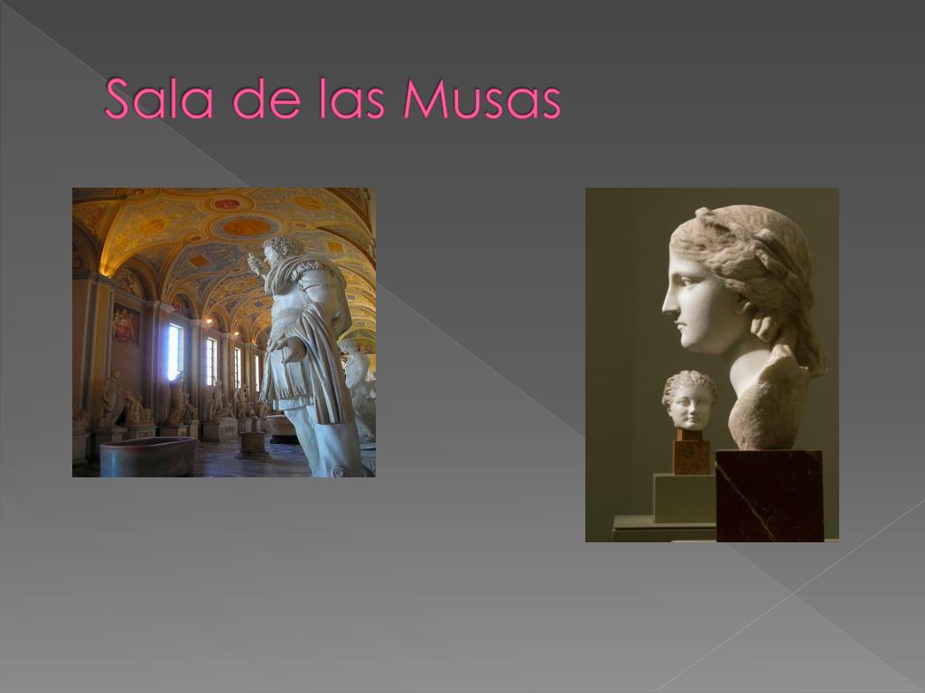 Sala de las Musas