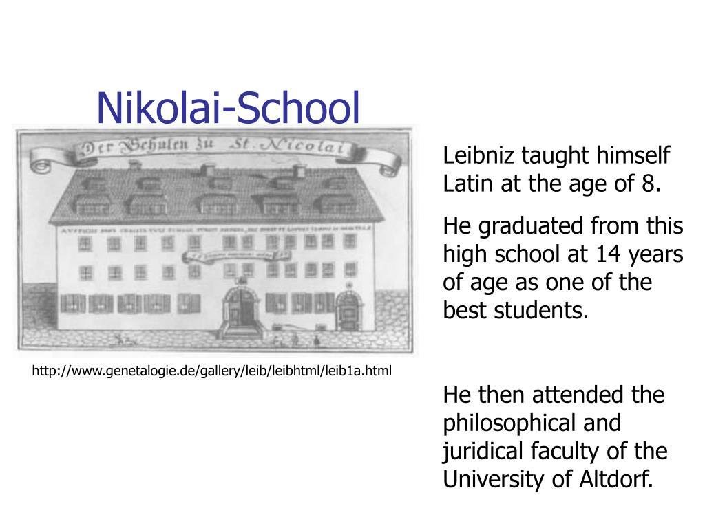 Nikolai-School