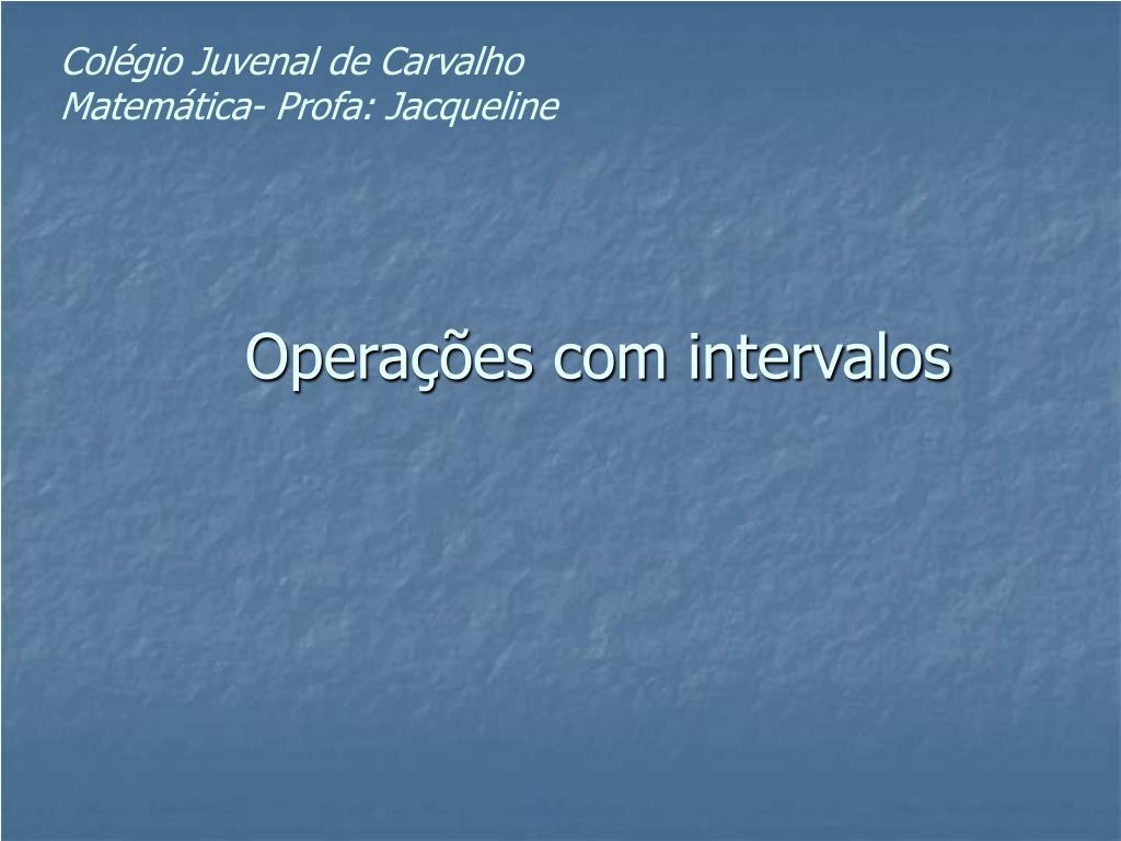 Colégio Juvenal de Carvalho