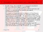 11 perception governments have mandated hl7 v2