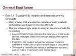 general equilibrium39