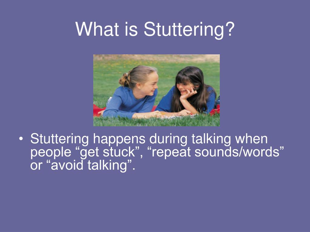 What is Stuttering?
