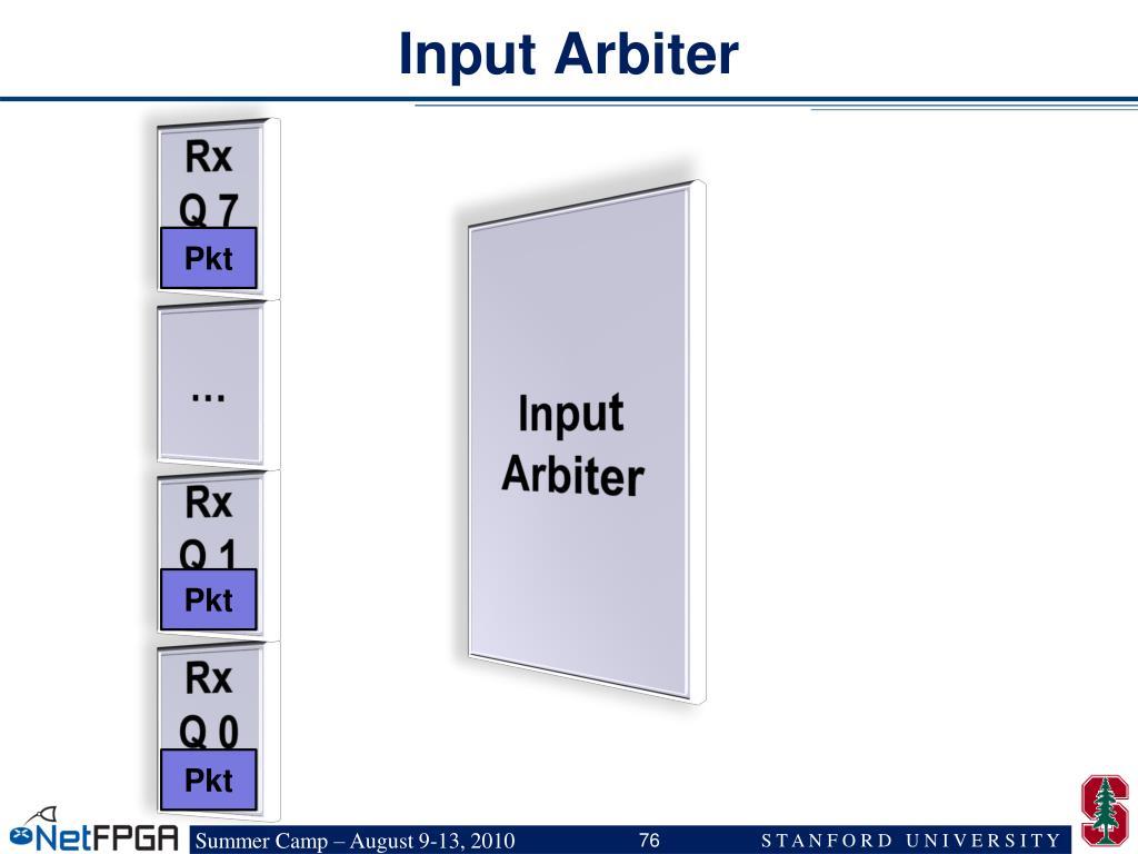 Input Arbiter